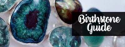 Birthstone Guide at Chapman Jewelry